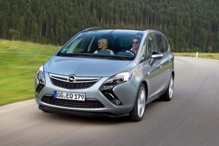 Opel Zafira Tourer - Neuer Top-Benziner für den Kompakt-Van