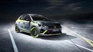 Opel Corsa-e für den Rallye-Sport - Markenpokal für Elektroracer