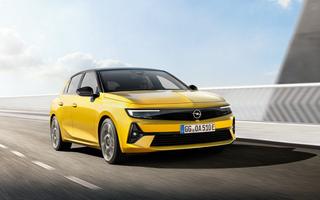 Opel Astra L  - Sportlicher Neustart