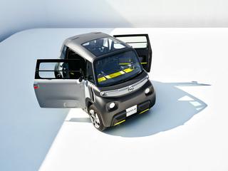 Opel Rocks-e  - City-Blitz für zwei