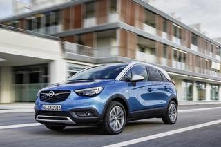 Neue Optionen für Opel Crossland X - Selbstzünder auch als Selbstschalter