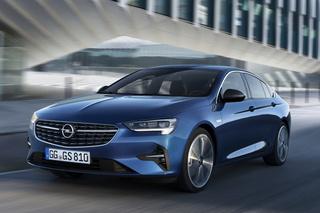 Facelift für den Opel Insignia - Ganz ohne Strom