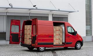 Opel Movano: An die Arbeit, Männer!