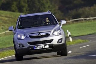 Opel Antara - Keine Preiserhöhung nach Modellpflege