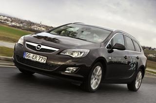 Opel Astra LPG - Sparsam Gas geben