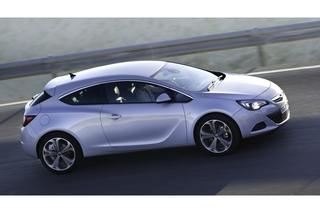 Opel Astra GTC - Direkteinspritzung für den Dreitürer