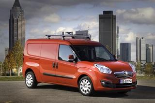 Opel Combo Kastenwagen - Kleiner Lademeister