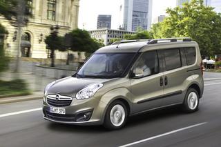 Opel Combo - Familien-Transporter zum Kleinwagenpreis (Vorabbericht)