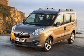 Opel Combo - Für Familien und Firmen (Kurzfassung)