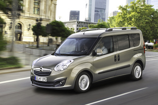 Opel Combo - Kompaktes Lasttier