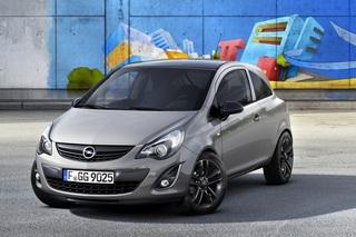 Opel Corsa Color Elegance - Zwei Farben Grau
