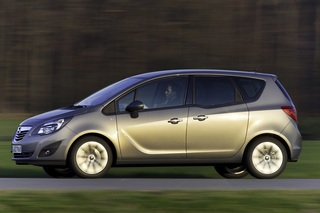 Opel Meriva - Start-Stopp für alle Benziner