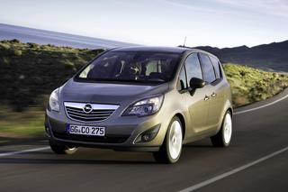 Opel Meriva LPG - Minivan auf Gas
