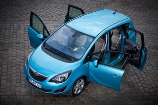 Gebrauchtwagen-Check: Opel Meriva - Kleine Kleckerliese