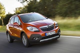 Opel Mokka - Turbo-Benziner auch ohne Allrad