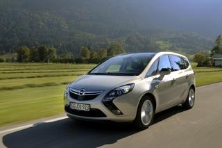 Opel Zafira Tourer - Mehr Druck für den Kompakt-Van