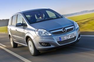 Opel Zafira Family - Zweites Leben für den Kompakt-Van