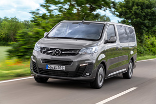 Fahrbericht: Opel Zafira Life - Mehr Platz für die Familie
