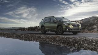 Subaru Outback   - Fast ganz der Alte