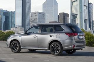 Mitsubishi Outlander Plug-in-Hybrid - Öko-SUV mit Preisvorteil