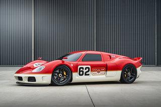 Radford Lotus Type 62-2 - Mit der Weltmeister-Formel