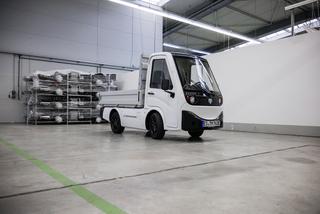 Tropos Motors Able   - Elektrischer Stadtflitzer