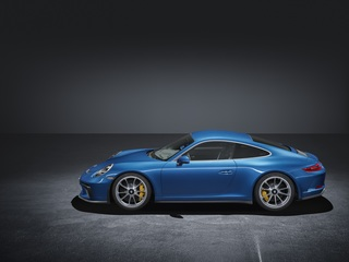 Porsche 911 GT3 mit Touring-Paket  - Ein 911 R für Jedermann