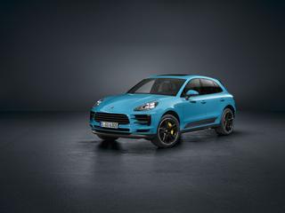 Porsche Macan - Start mit leichtem PS-Schwund