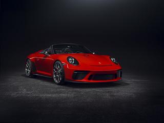 Porsche 911 Speedster - Exklusives Elfer-Derivat kommt 2019