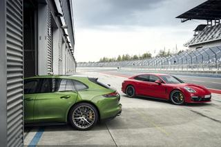 Porsche Panamera GTS  - Jetzt auch mit Rucksack