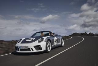 Porsche Heritage Design - Klassiker für die Zukunft