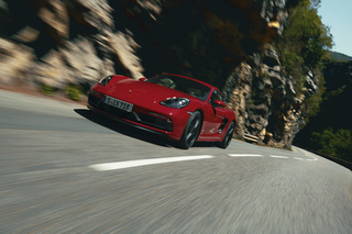 Porsche 718 Boxster und Cayman GTS 4.0 - Six sells