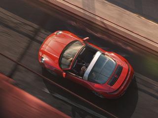 Porsche 911 Targa  - Frisch aufgebügelt