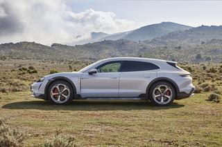 Porsche Taycan Cross Turismo   - Elektro-Kombi fürs Grobe