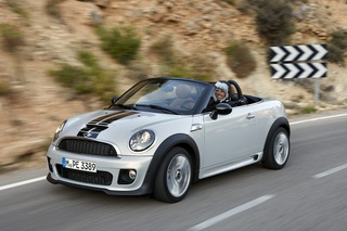 Mini Roadster - Nachwuchs in der Mini-Welt