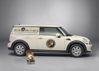 Mini Clubvan - Der Minivan für stilvolle Transporte