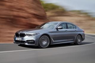 Neuer BMW 5er - Ganz der große Bruder