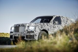 SUV statt Luxuslimousinen - Auch ganz oben geht's nicht mehr ohne C...