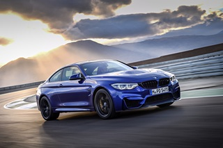 BMW M4 CS  - Lückenfüller