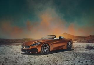 BMW Concept Z4  - Rückkehr des Roadsters