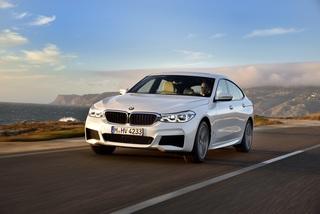 Fahrbericht: BMW 6er Gran Turismo - Kombi auf schräge Art