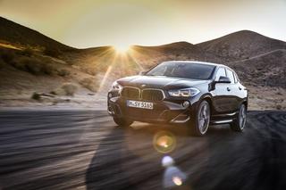 BMW X2 M35i  - Mit vier statt sechs Zylindern