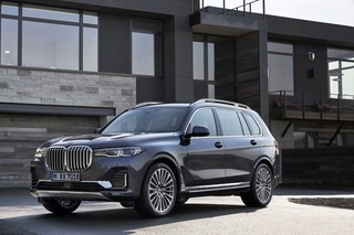 BMW X7  - Mit viel Präsenz und noch mehr Technik