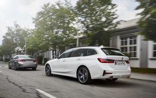 BMW setzt beim 3er auf Elektrifizierung - Kombi jetzt auch mit Stecker