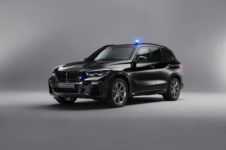 BMW X5 Protection VR6 - Dick auf Nummer sicher