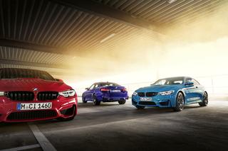 BMW M4 Heritage Edition - Farbiger Abschluss