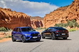 BMW X5 M/X6 M - Die 600-PS-Hürde ist genommen