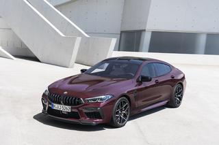 Fahrbericht: BMW M8 Gran Coupé - Flotter Vierer mit Hintersinn