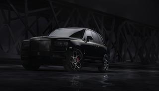Rolls-Royce Cullinan Black Badge - Schwarzer Riese