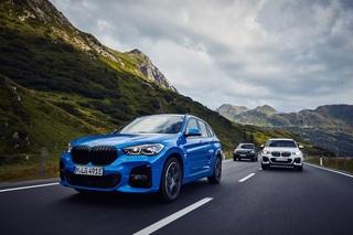 BMW elektrifiziert Kompakt-SUVs - Plug-in-Hybrid für X1 und X2